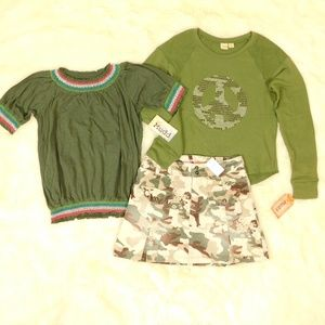 Mudd Shirts & Tops - Girl 14/16 Clothes Lot Tops Pants Jeans Hoodie NWT